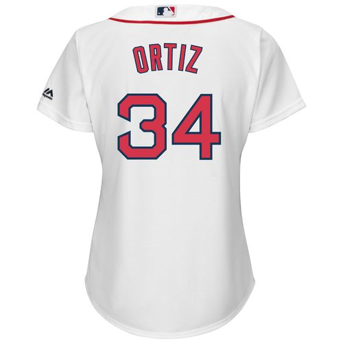 Majestic Women's Boston Red Sox David Ortiz #34