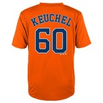 Majestic Boys' Houston Astros Dallas Keuchel #60 T-shirt