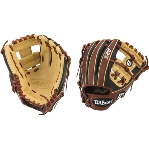 "Wilson Men's A2K 1788 SuperSkin 11.25"" Infield Baseball Glove"