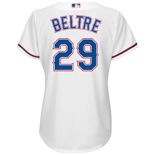 Majestic Women's Texas Rangers Adrian Beltré #29 Cool Base® Replica Home Jersey