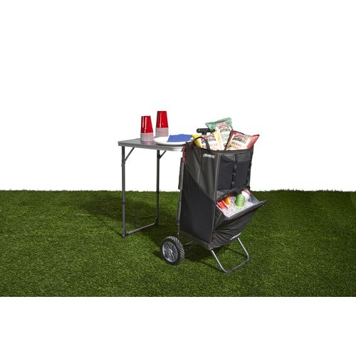 Tailgaterz All-Terrain Table Cart - view number 2
