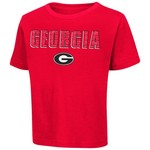 Colosseum Athletics Toddlers' University of Georgia Dino League T-shirt