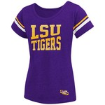 Colosseum Athletics™ Girls' Louisiana State University Fading Dot T-shirt