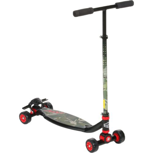 Fuzion Kids' Sport Camo 4-Wheel ATV Scooter