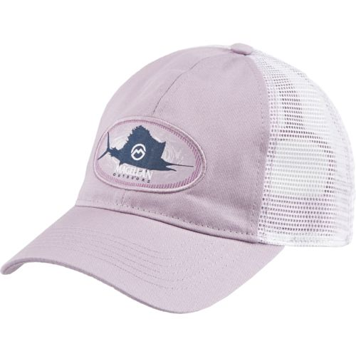 Magellan Outdoors Men's Sailfish Oval Trucker Hat