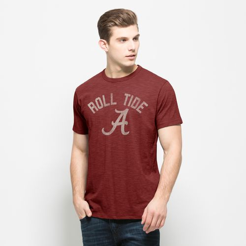 '47 University of Alabama Roll Tide Arch Scrum T-shirt