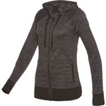 BCG™ Women's Lifestyle Space Dye Hooded Jacket