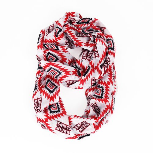 ZooZatz Women's University of Louisiana at Lafayette Southwest Infinity Scarf