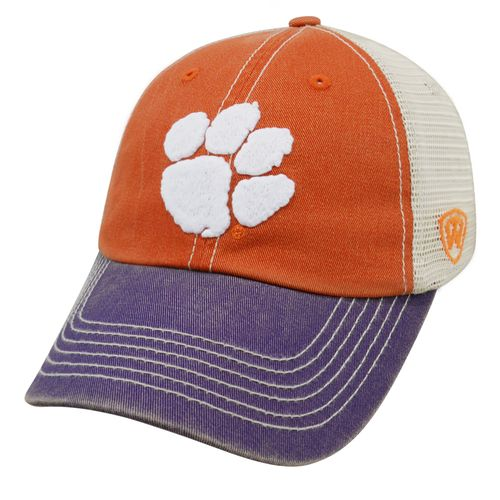 Top of the World Men's Clemson University Off Road Adjustable Cap