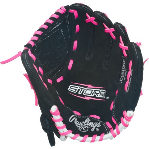 Rawlings Youth Storm 10 in Softball Glove - view number 2