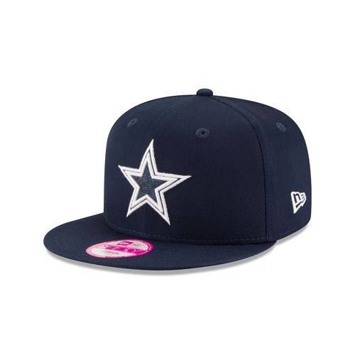 New Era Women's Dallas Cowboys Glisten Cap
