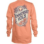 Three Squared Girls' University of Tennessee Maya Long Sleeve Shirt