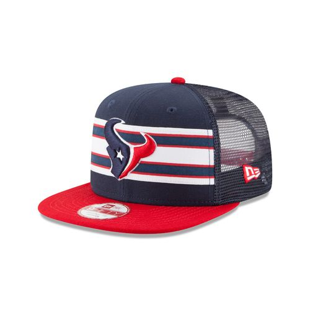 New Era Men's Houston Texans Throwback Stripe 9FIFTY®