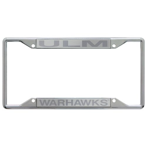 Stockdale University of Louisiana at Monroe License Plate Frame