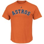 Majestic Men's Houston Astros Alex Bregman #2 T-shirt - view number 3