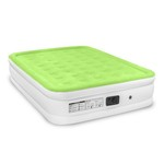 Air Comfort Dream Easy Queen-Size Raised Airbed with Built-In Electric Pump