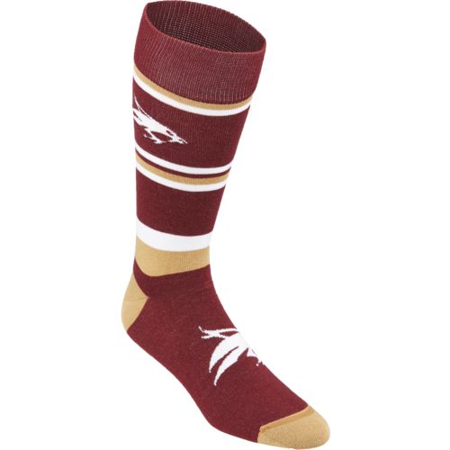 For Bare Feet Men's Texas State University Dress Socks
