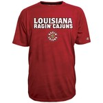 Champion™ Men's University of Louisiana at Lafayette Fade T-shirt