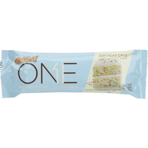 ISS® Research Oh Yeah One Protein Bars