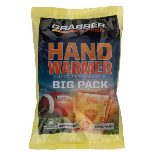Grabber Game-Day Hand Warmers 10-Pack