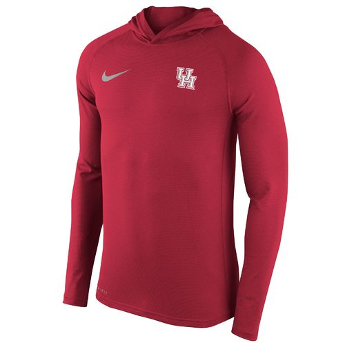 Nike™ Men's University of Houston Dri-FIT Touch Hoodie