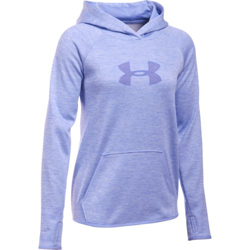 Under Armour Women's Storm UA Logo Twist Hoodie - view number 1