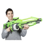 World Tech Toys Warrior Glow-in-the-Dark Prime Motorized Rapid-Fire Dart Blaster - view number 2