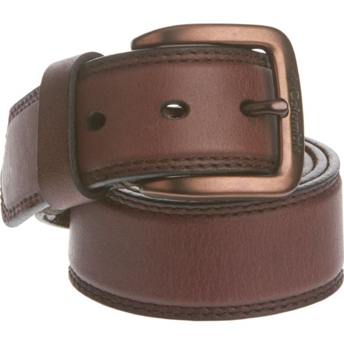 Columbia Sportswear Men's Oil-Tanned Leather Belt