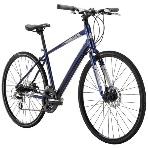 Diamondback Men's Insight 2 700c 21-Speed Performance Hybrid Bike