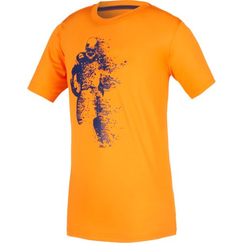 BCG Boys' Football Player Short Sleeve T-shirt
