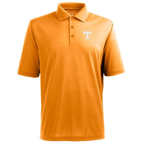Antigua Men's University of Tennessee Piqué Xtra Lite Polo Shirt - view number 1