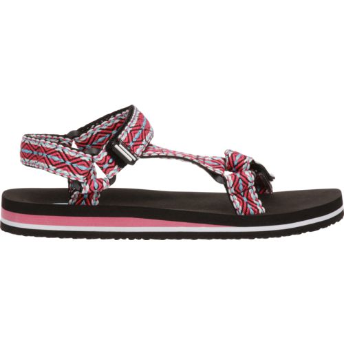 Display product reviews for O'Rageous Women's Print Sport Sandals