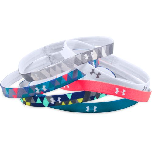 Under Armour Girls' Graphic Headbands 6-Pack