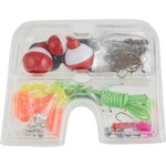 Plano™ Ready Set Fish 1-Tray 70-Piece Tackle Kit - view number 4