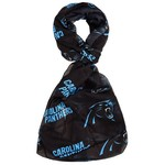 Forever Collectibles™ Women's Carolina Panthers Team Logo Infinity Scarf - view number 1
