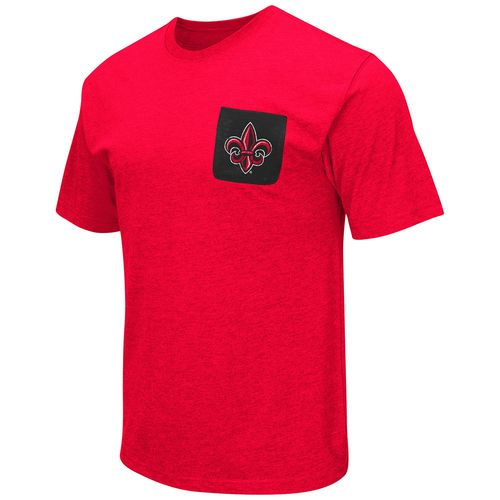 Colosseum Athletics™ Men's University of Louisiana at Lafayette Banya Pocket T-shirt