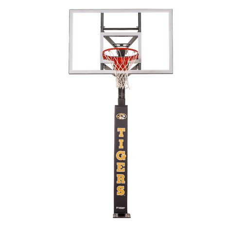 Goalsetter University of Missouri Wraparound Basketball Pole Pad