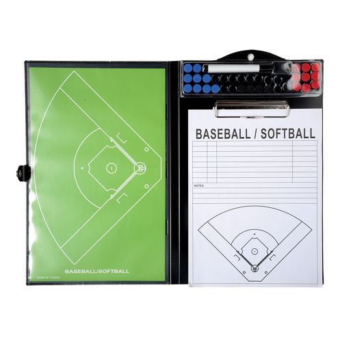 Franklin MLB Multifunction Baseball Coach's Clipboard