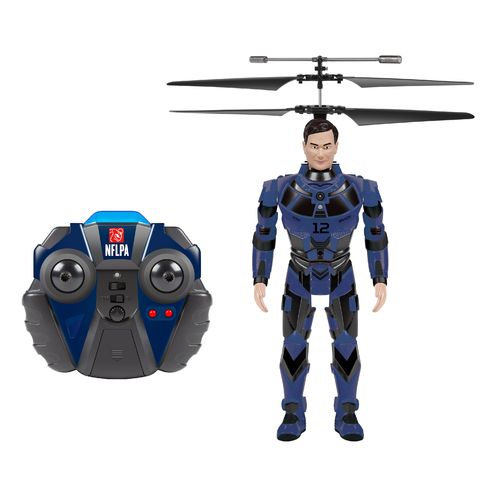 World Tech Toys New England Patriots Tom Brady BlitzBots RC Helicopter