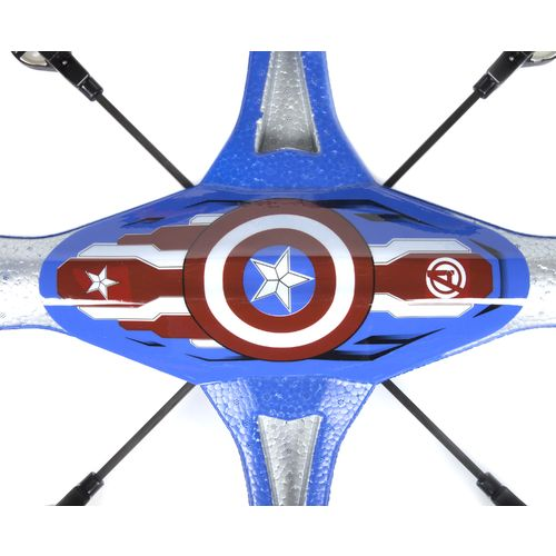 World Tech Toys Marvel Captain America 2.4 GHz 4.5 Channel Super Drone - view number 2
