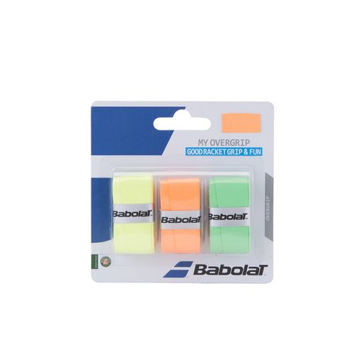 Babolat My Grip Tennis Racquet Overgrips 3-Pack - view number 1