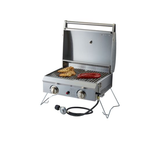 Outdoor Gourmet 2-Burner Gas Portable Grill - view number 5