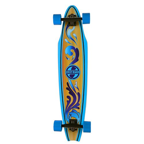 Jersey Boards Cutaway 42 in Longboard
