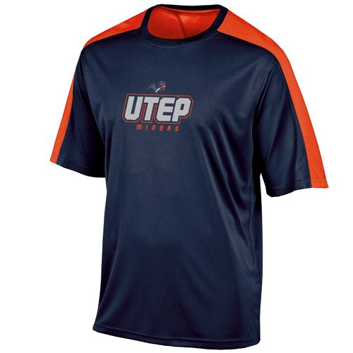 Champion™ Men's University of Texas at El Paso Colorblock T-shirt