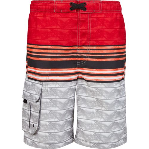 O'Rageous® Boys' Painter Gradient E-boardshort