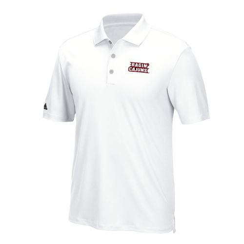adidas Men's University of Louisiana at Lafayette Performance Polo Shirt