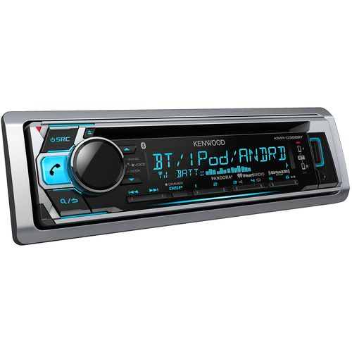 Kenwood 50W x 4 Marine CD Receiver with Bluetooth® - view number 1