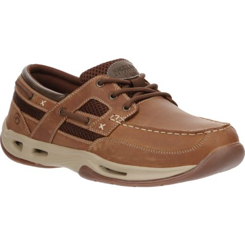 Magellan Outdoors Men's Waterline Vented Boat Shoes - view number 2