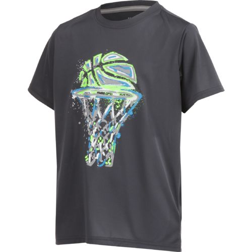 BCG Boys' Basketball Short Sleeve Graphic T-shirt - view number 3