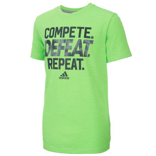 adidas Boys' Complete climalite T-shirt